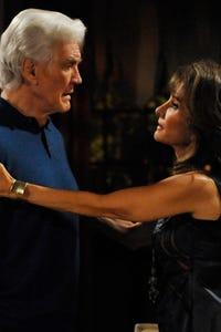 David Canary as White-Haired Man in Park
