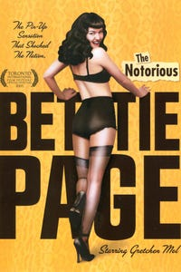 The Notorious Bettie Page as Edna Page