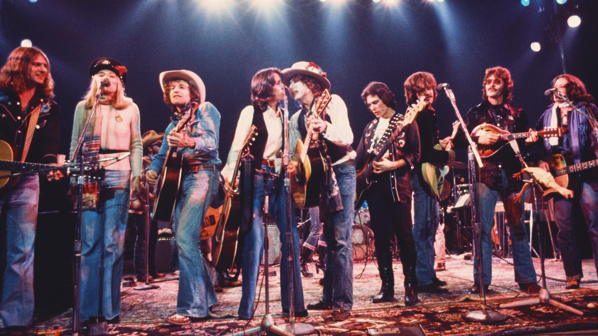 Bob Dylan, Rolling Thunder Revue: A Bob Dylan Story by Martin Scorsese