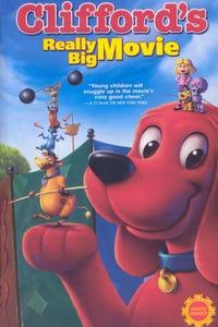 Clifford's Really Big Movie as Rodrigo