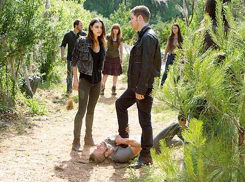 "The Originals - Season 2 - ""Alive & Kicking"" - Phoebe Tonking, Joseph Morgan and Chase Coleman"