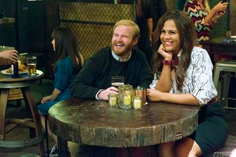 "A to Z - Season 1 - ""C is for Curiouser & Curiouser"" - Henry Zebrowski and Lenora Crichlow"