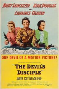The Devil's Disciple as Dick Dudgeon