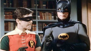 Batman Returns: Adam West, Burt Ward and Julie Newmar Reunite for Classic DVD and Blu-ray Release