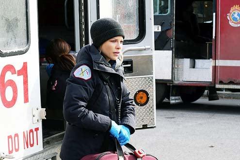 "Chicago Fire - Season 2 - ""One More Shot"" - Lauren German"