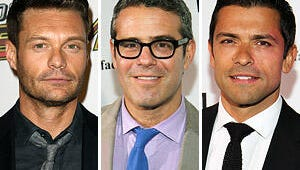 Ryan Seacrest, Andy Cohen Among Rumored Regis Philbin Replacements --- Who Would You Pick?