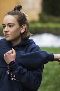 Brigette Lundy-Paine as Casey