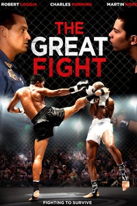 The Great Fight as John Cooper