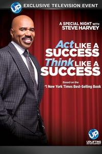 Steve Harvey: Act Like a Success, Think Like a Success