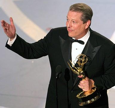 Al Gore - The 59th Annual Primetime Emmy Awards, September 16, 2007