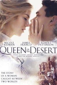 Queen of the Desert as Richard Doughty-Wylie