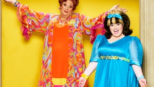 Hairspray Live! Video: Harvey Fierstein's Cat Has a Really Naughty Name