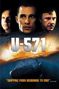 U-571 as Chief Klough