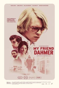 My Friend Dahmer as Jeffrey Dahmer