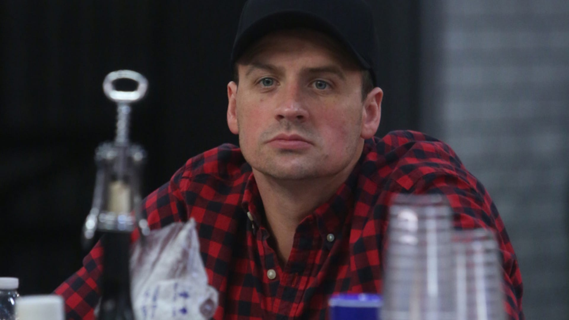 Ryan Lochte, Celebrity Big Brother