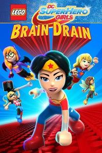 DC Super Hero Girls: Brain Drain as Supergirl