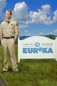Eureka as Deputy Andy