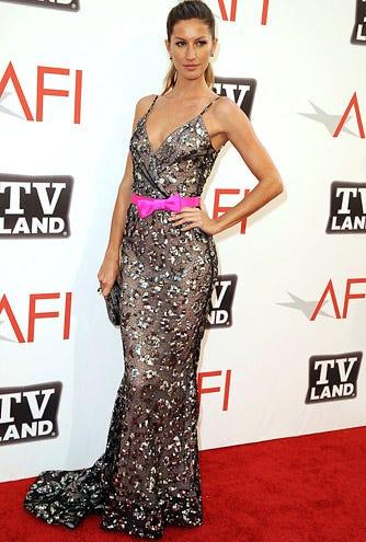 Gisele Bundchen - AFI's 39th Annual Achievement Award Honoring Morgan Freeman, June 9, 2011