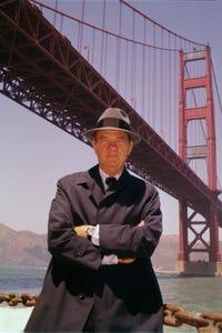 Karl Malden as Det. Lt. Mike Stone