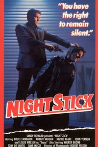 Nightstick as Jerry Bantam