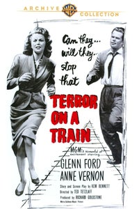 Terror on a Train as Jim Warrilow