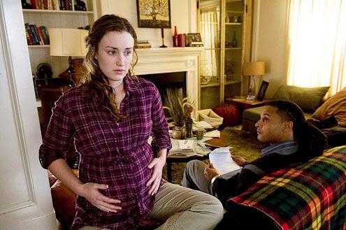 "The Killing - Season 1 - ""Stonewalled"" - Ashley Johnson and Brandon Jay McLaren"
