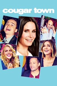 Cougar Town as Holly