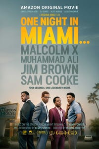 One Night in Miami as Malcolm X