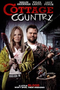 Cottage Country as Cammie