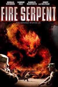 Fire Serpent as Cooke