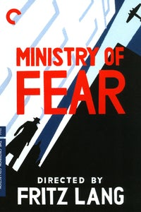 Ministry of Fear as Stephen Neale