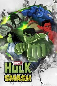 Marvel's Hulk and the Agents of S.M.A.S.H. as Red Hulk