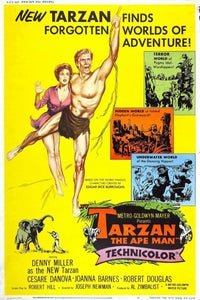 Tarzan the Ape Man as Col. Parker