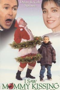 I Saw Mommy Kissing Santa Claus as Justin Carver