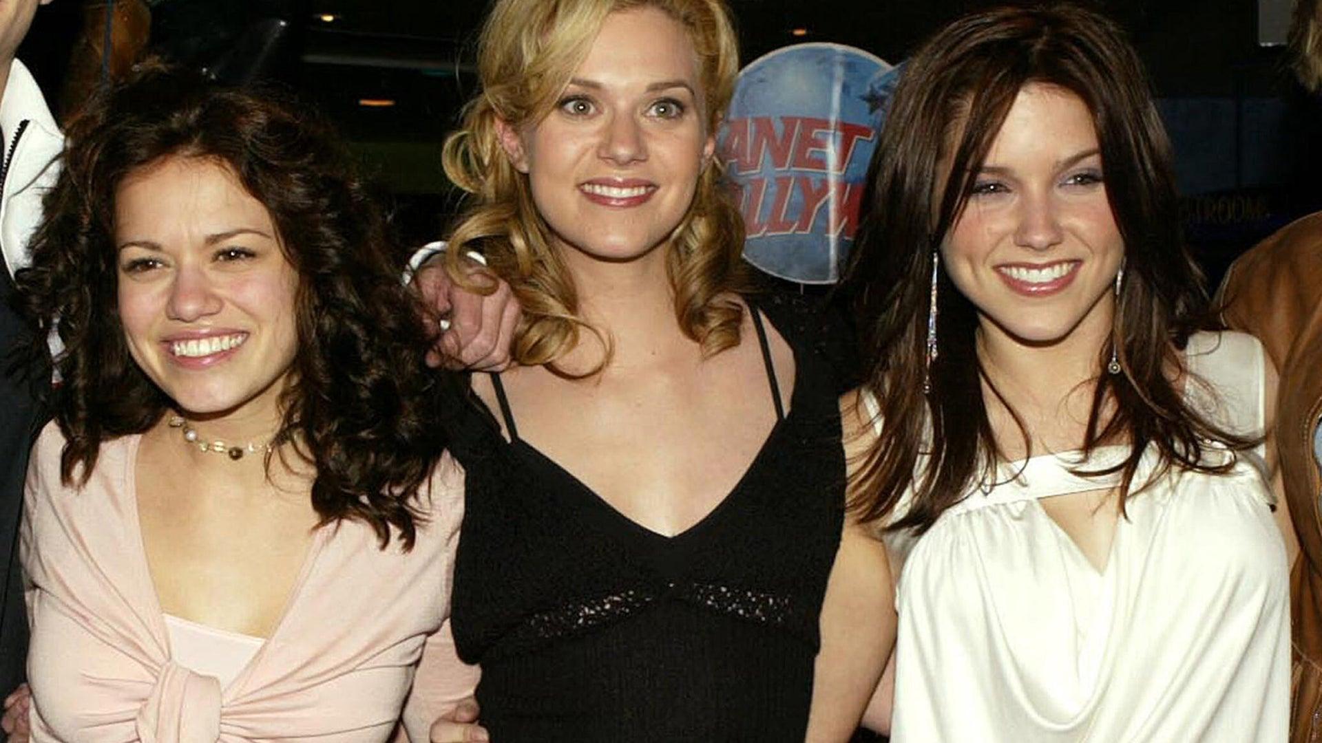Hilarie Burton, Bethany Joy Lenz, and Sophia Bush