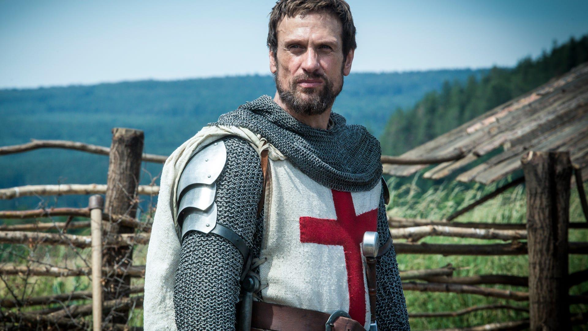 Simon Merrells, Knightfall