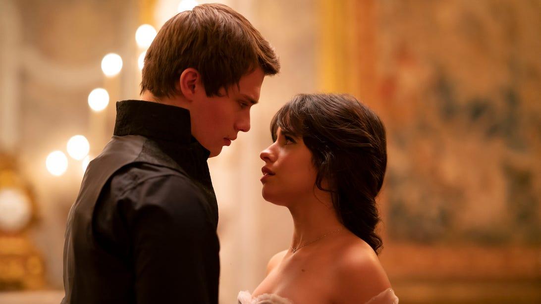 Nicholas Galitzine and Camila Cabello, Cinderella