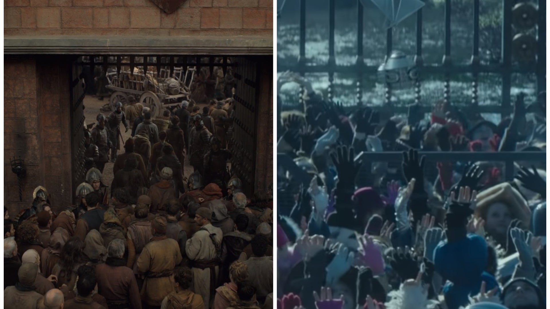 Game of Thrones, The Hunger Games: Mockingjay - Part 2