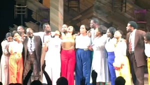 Watch Jennifer Hudson and the Cast of The Color Purple Pay an Emotional Tribute to Prince