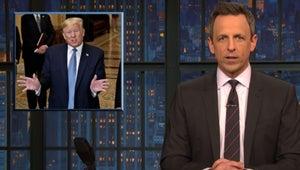 Late-Night Hosts Rip Into Donald Trump's Coronavirus Response