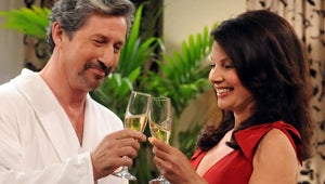 Keck's Exclusives! First Look: Nanny Reunion on Happily Divorced