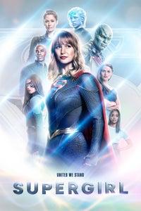 Supergirl as Cat Grant