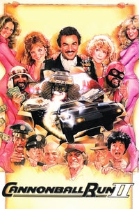 Cannonball Run II as Young Cop
