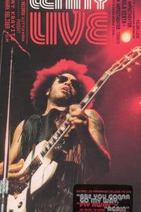 Lenny Live as Guitar