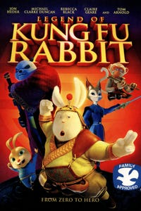 Legend of Kung Fu Rabbit as Penny