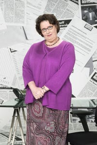 Phyllis Smith as Betty