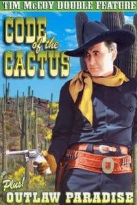 Code of the Cactus as Blackton