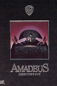 Amadeus as Antonio Salieri