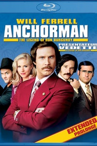 Anchorman: The Legend of Ron Burgundy as Tino