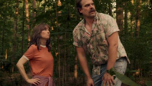 Stranger Things 3 Episode 5 Recap: Into the Woods